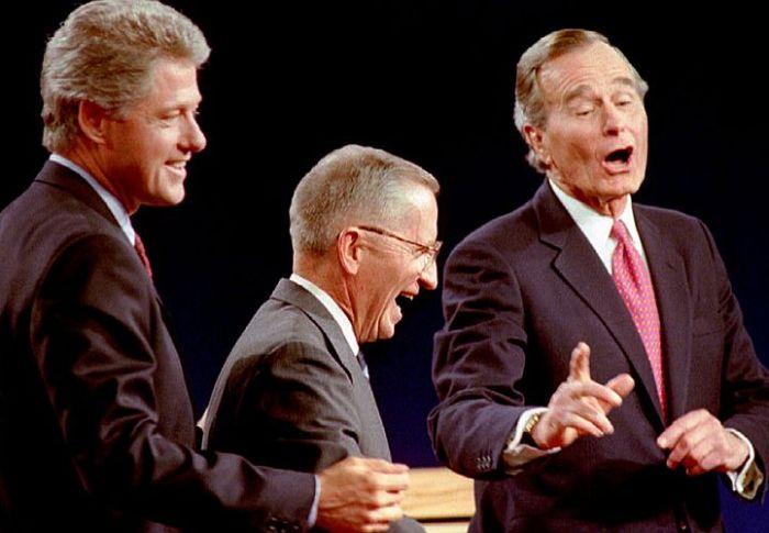 Εξήντα χρόνια αμερικανικά ντιμπέιτ: Διάσημες στιγμές