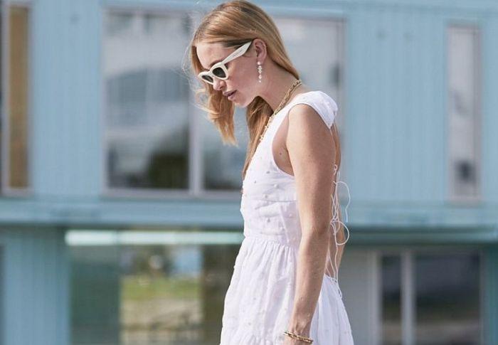14 λευκά φορέματα που θα προσθέσουμε στη συλλογή μας αυτόν τον μήνα