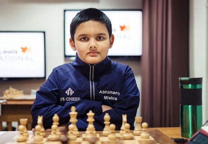 Ο νεότερος grandmaster στην ιστορία