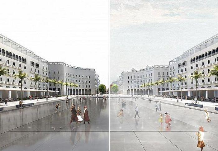Θεσσαλονίκη: Αλλάζει η πλατεία Αριστοτέλους