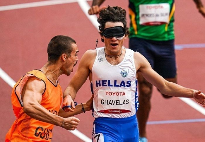 Παραολυμπιακοί Αγώνες: Χρυσό μετάλλιο και παγκόσμιο ρεκόρ ο Γκαβέλας