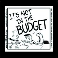 dilbert budget 2