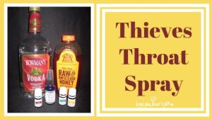 Thieves Throat Spray