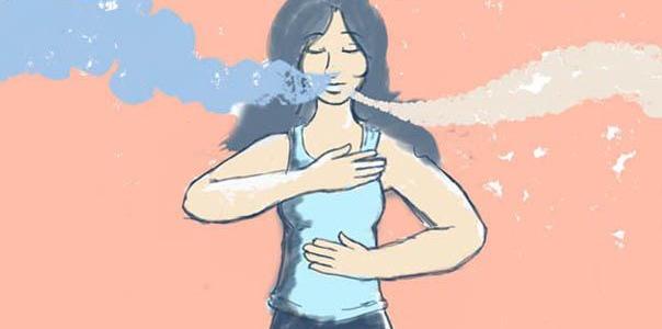 Тренирате ли дишането?