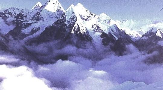 От болните колене до Непал