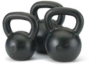 Интересни изследвания: Тренировките с пудовки подобряват силата