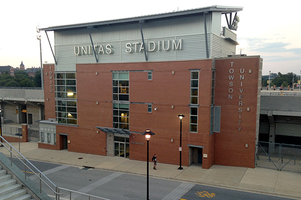 Unitas Stadium - Towson University