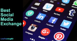 best social media exchange sites list