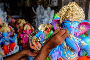 ganesha chaturthi in India