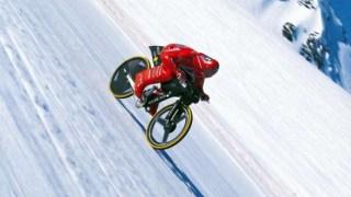 Αυτός είναι ο πιο γρήγορος ποδηλάτης του κόσμου, έπιασε 223,3 χλμ/ώρα