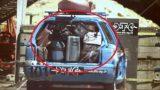 Crash test δείχνει γιατί πρέπει να έχεις ασφαλισμένες τις αποσκευές στο αυτοκίνητο