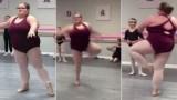 Η plus size μπαλαρίνα που τους έχει τρελάνει όλους! (Video)