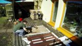 Εύκολο μοιάζει! Βγάλτε τα κατσαβίδια να φτιάξουμε έπιπλα κήπου! (Video)