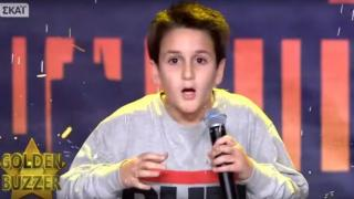 Χαμός και κλάματα: Ο συγκλονιστικός Αλέξανδρος πέρασε απευθείας στον τελικό του Ταλέντου