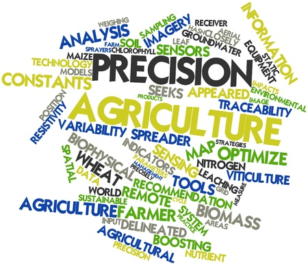precision agriculture with related tags and terms