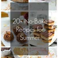 20+ No-Bake Recipes for Summer