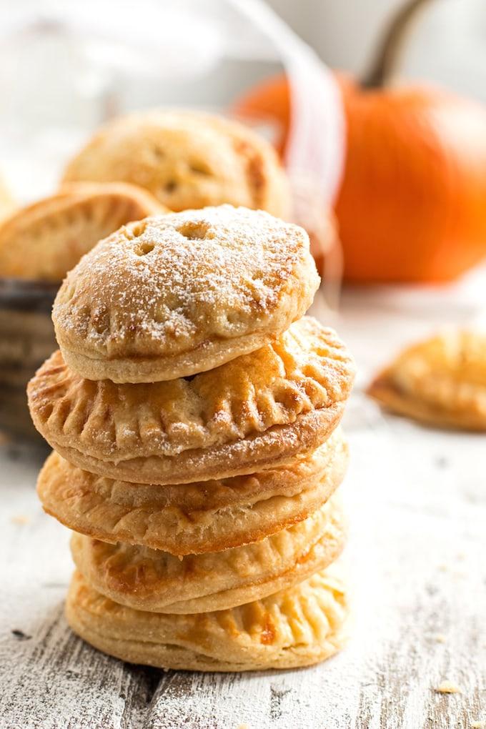 Pumpkin Pie Cookies