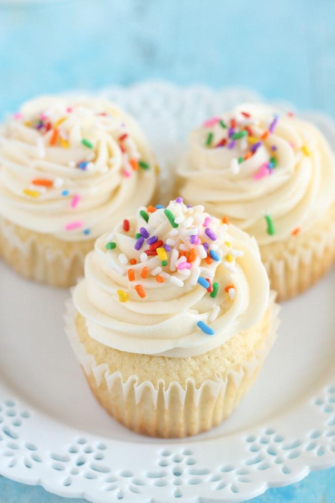 Easy cupcake recipes using cake flour