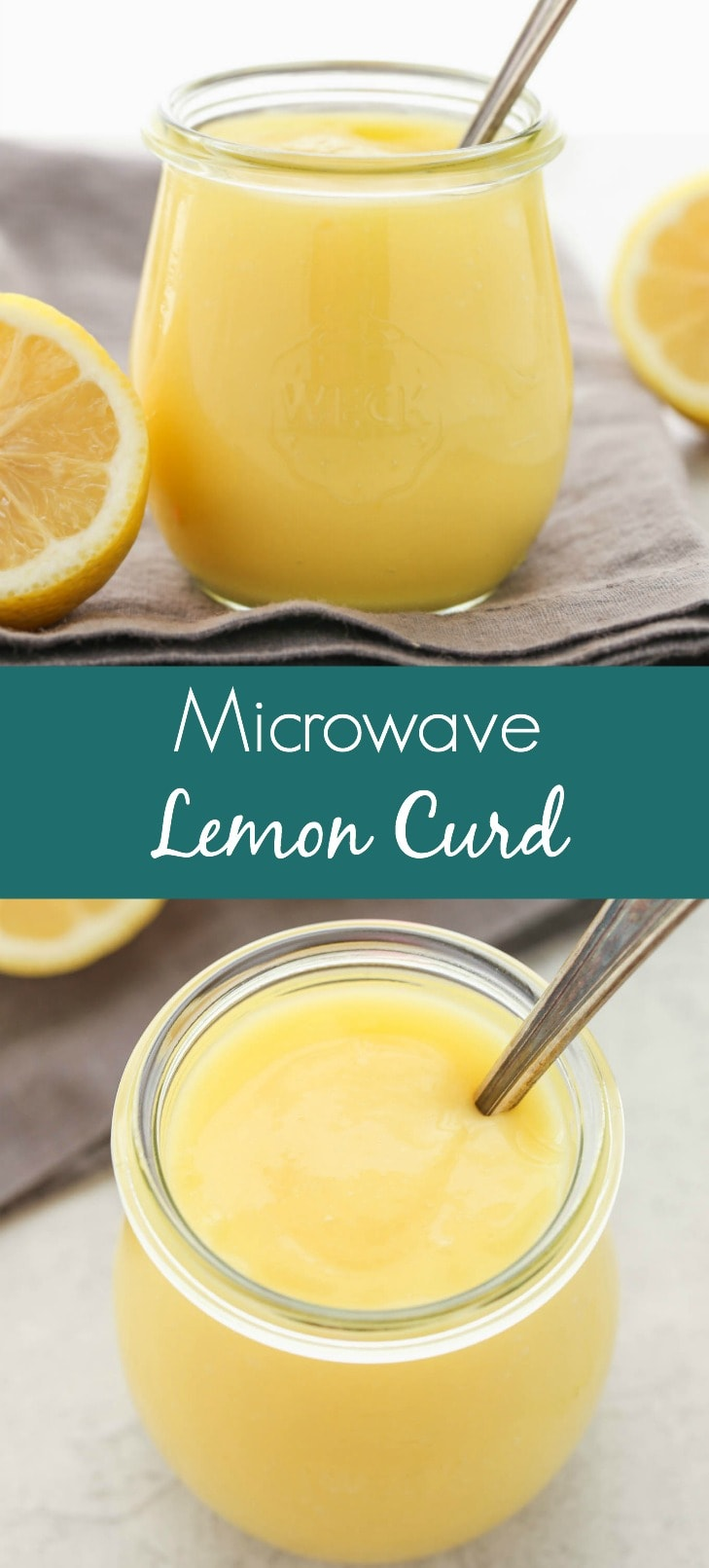 An easy recipe for lemon curd made in the microwave. This Microwave Lemon Curd is so simple to make, delicious, and there are so many different ways to use it!