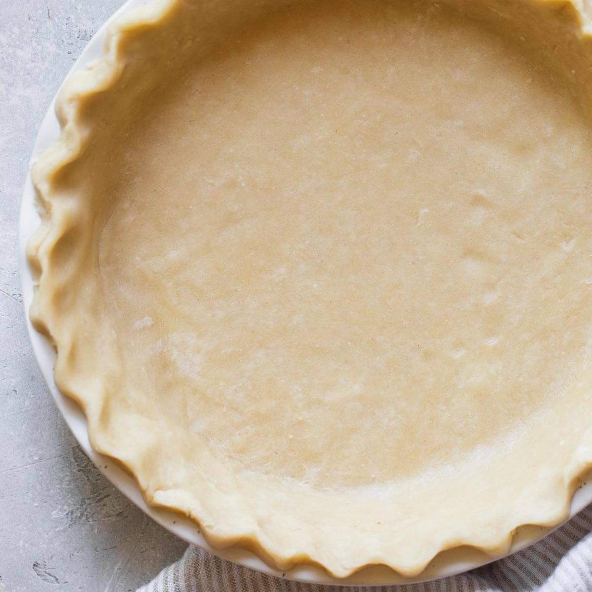 Homemade Pie Crust Recipe   Live Well Bake Often