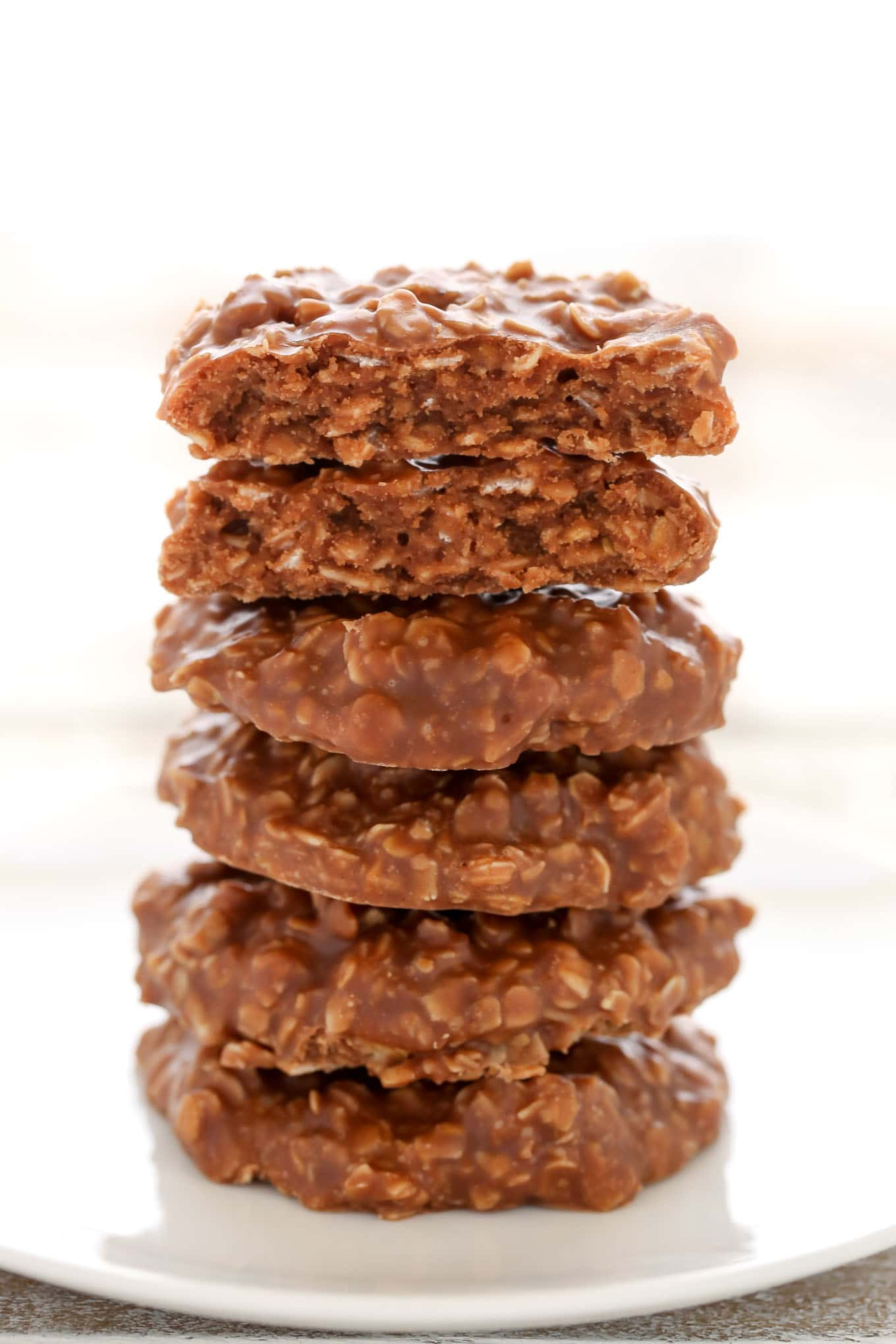 b998d86f466e These Classic No-Bake Cookies only require a few simple ingredients and are  incredibly easy