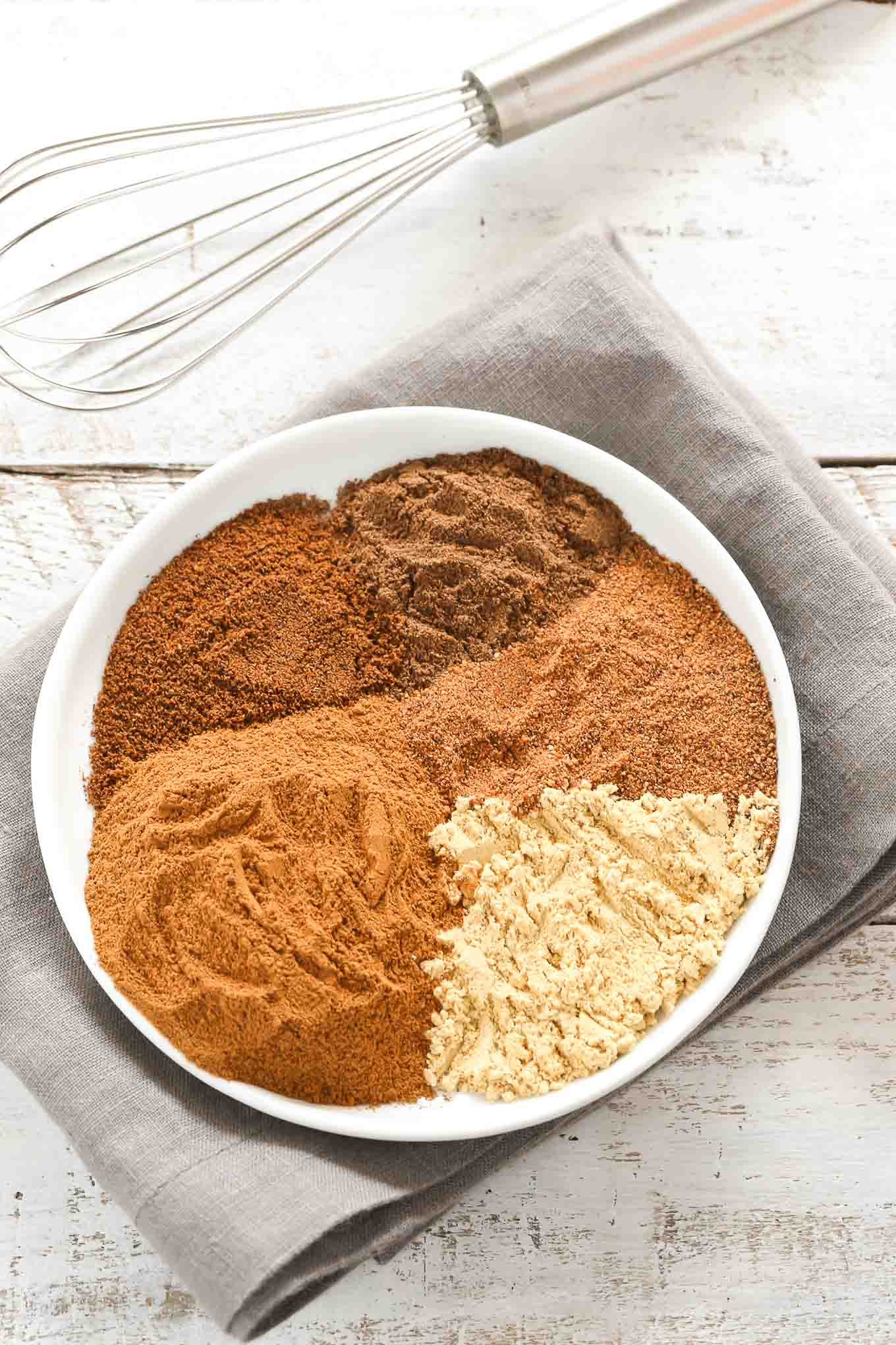 Learn how to make your own pumpkin pie spicein less than 5 minutes with just a few common spices. Perfect for fall cookies, breads, pies, and so much more!