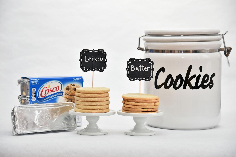 Crisco Sugar Cookies