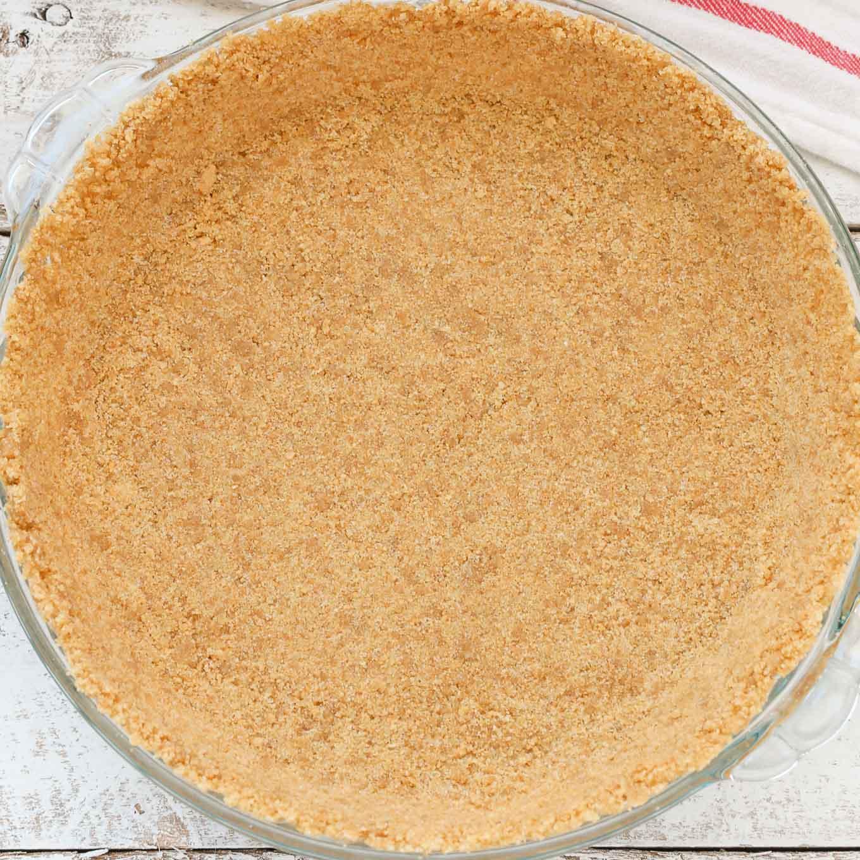 How to make a graham cracker crust live well bake often solutioingenieria Images
