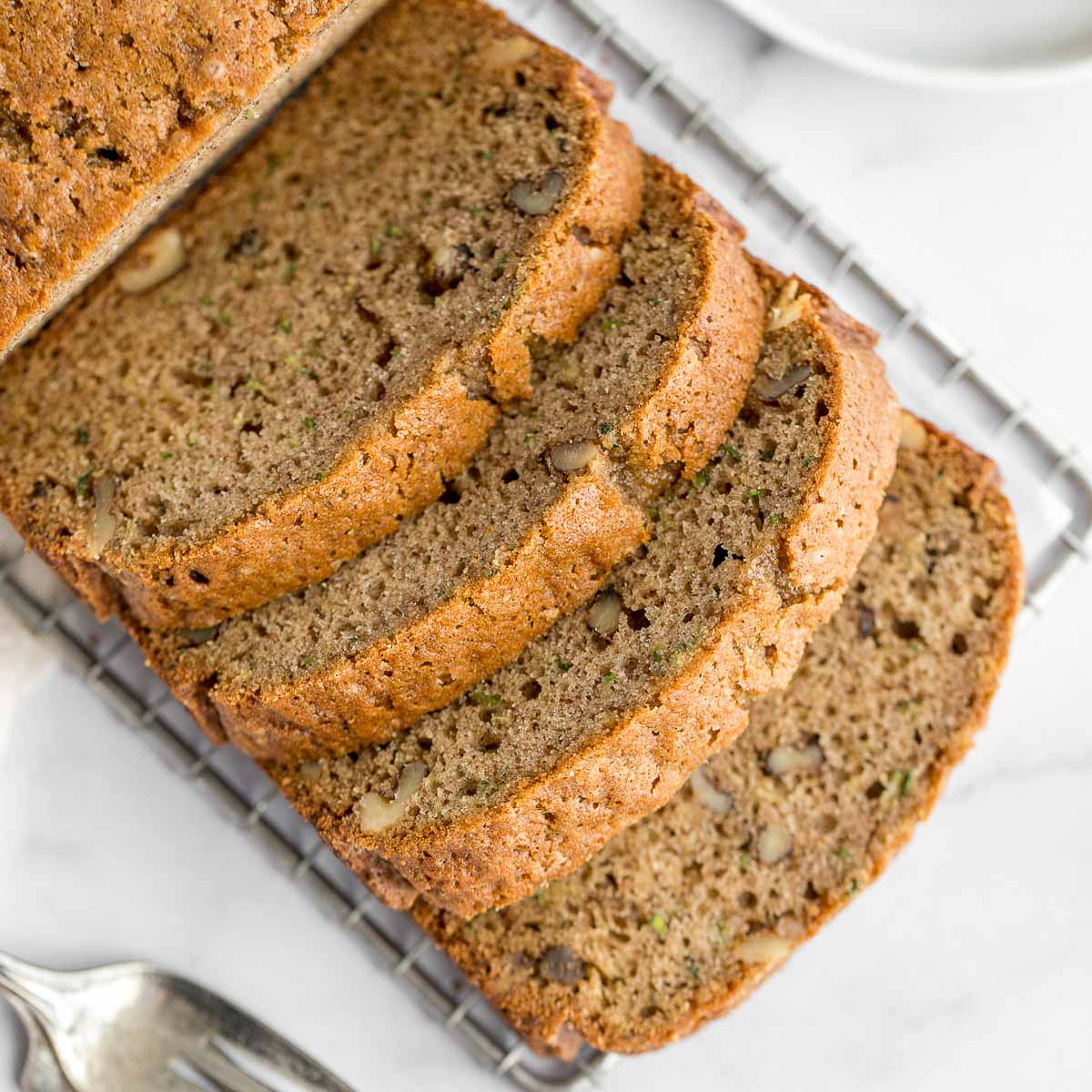 Classic Zucchini Bread Recipe (Best Ever!) - Live Well ...
