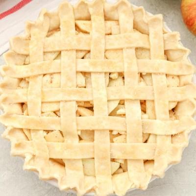 How To Make A Lattice Pie Crust