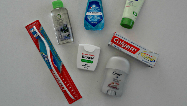 Travel Size Toiletries | 4 Practical Uses