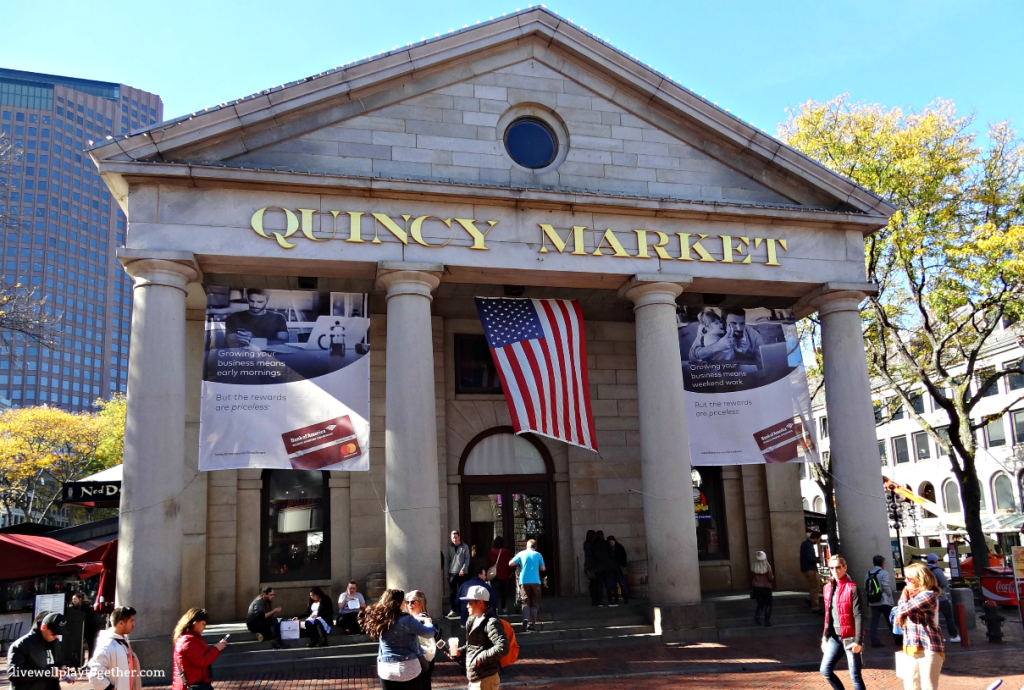 Boston Travel Guide: The Best Things to Do, See, and Eat in Boston for a Weekend #boston #visitboston #bostonusa #travel #vacation #travelguide #newengland #quincymarket