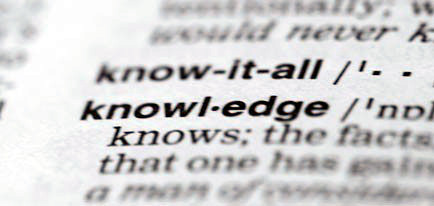 Consciousness and unlearned knowledge