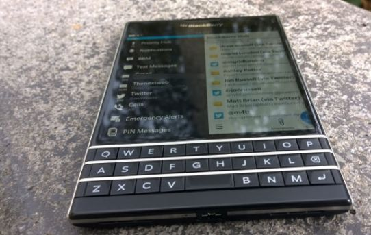 The future of Blackberry
