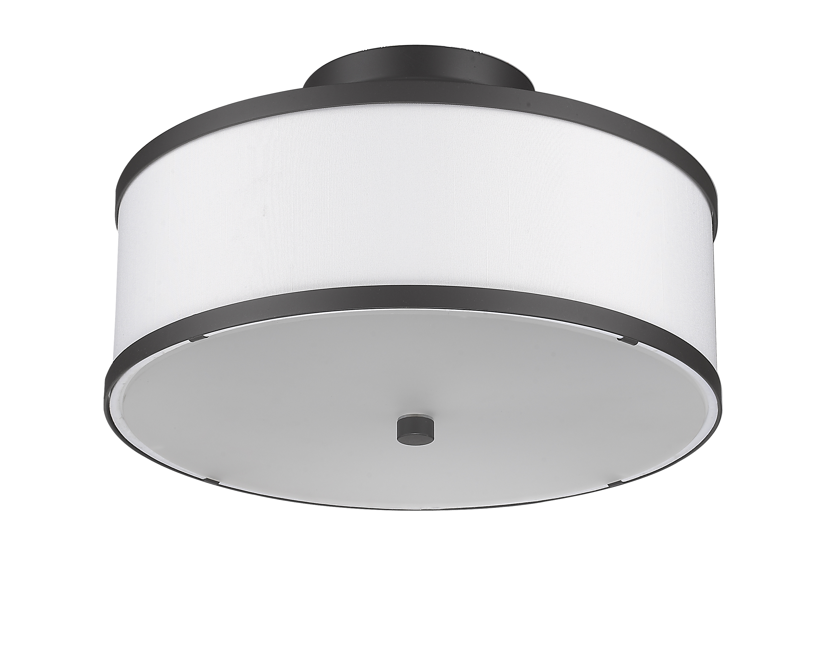 livex lighting 62626 07 park ridge 2 light bronze ceiling mount close to ceiling lights tools home improvement