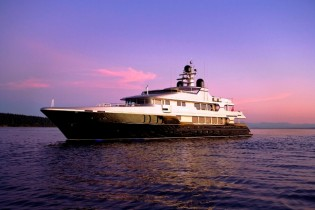View large version of image: M/Y Odessa - The World Superyacht Awards 2010 finalist for Best Displacement Motor yacht below 500GT
