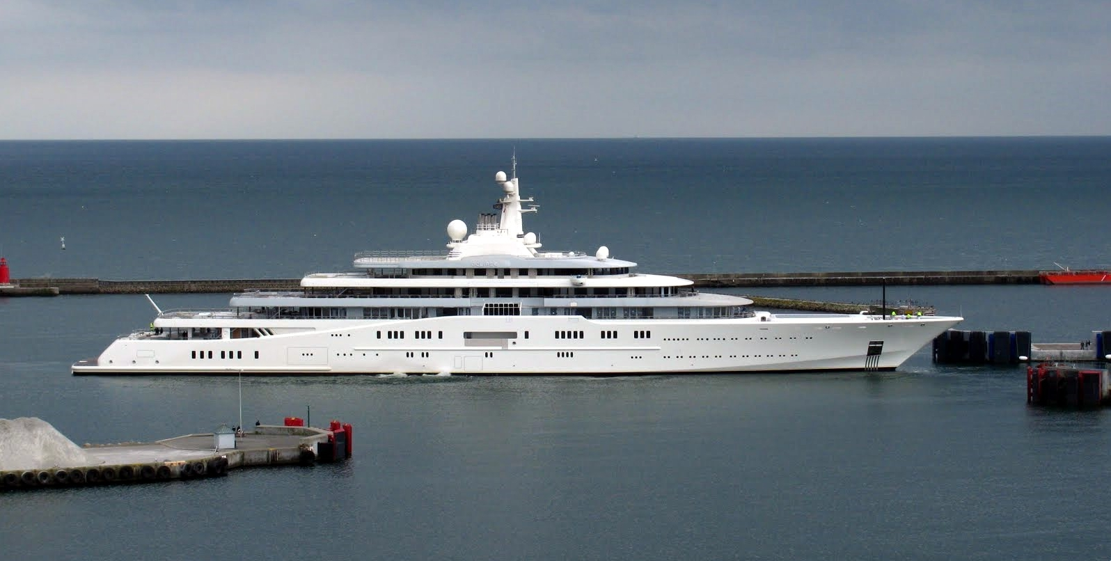Picture Of Motor Yacht ECLIPSE In Denmark Superyachts News Luxury Yachts Charter Amp Yachts