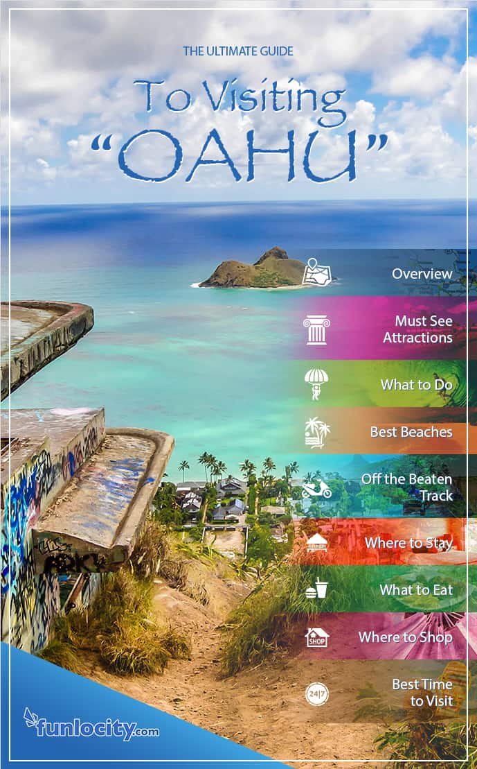 The Ultimate Guide To Visiting Oahu