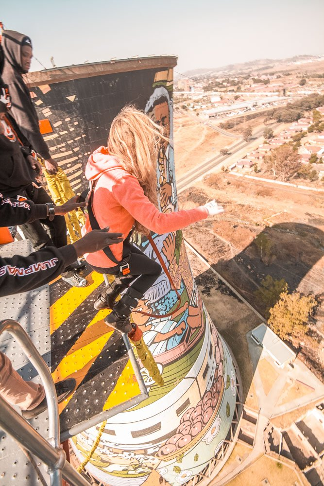 Read This Before Bungee Jumping at Orlando Towers - Live