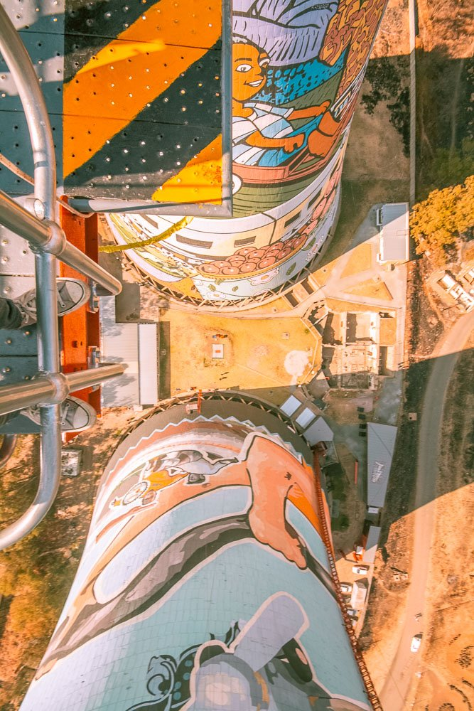 bungee jumping at orlando towers
