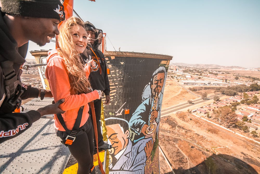 bungee jumping at orlando towers