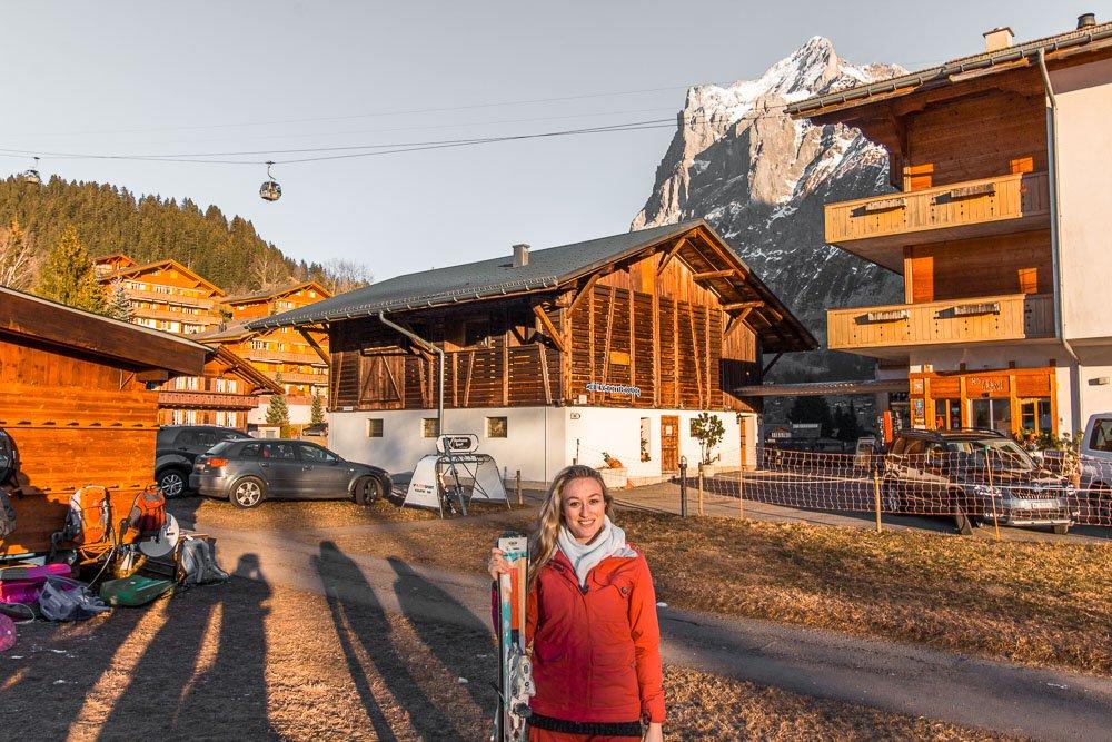 interlaken winter activities skiing