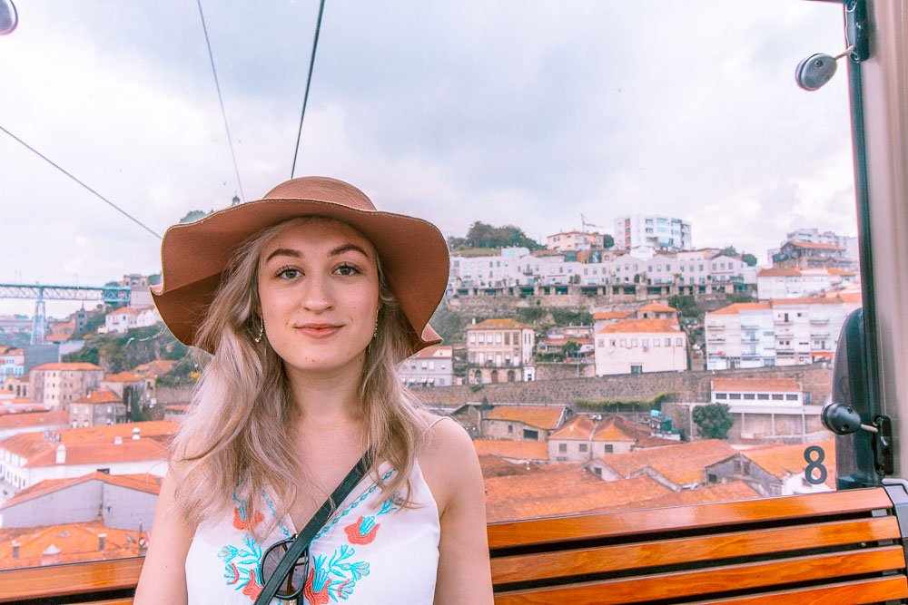 cable cart in porto