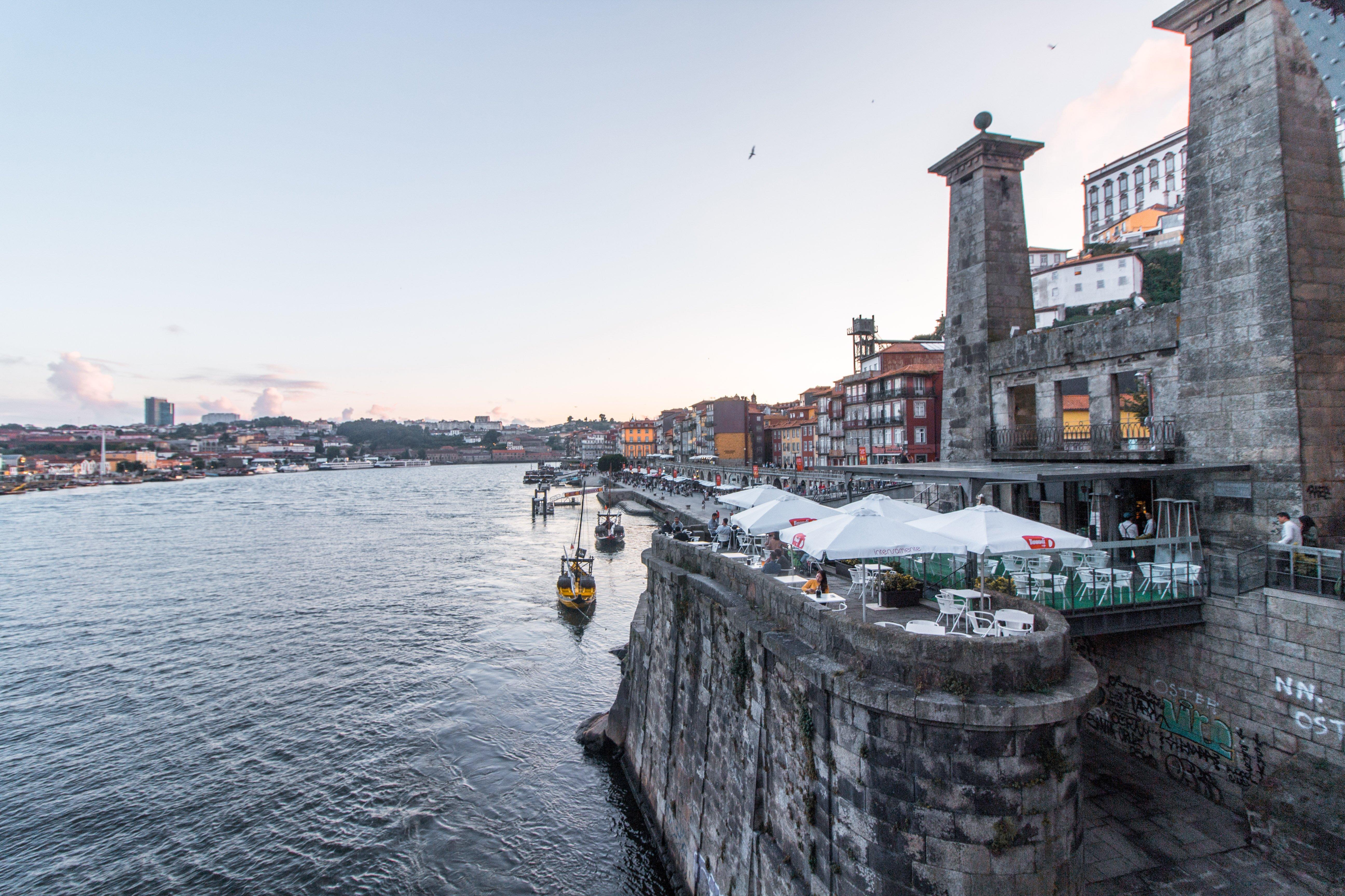 porto restaurants by the river douro