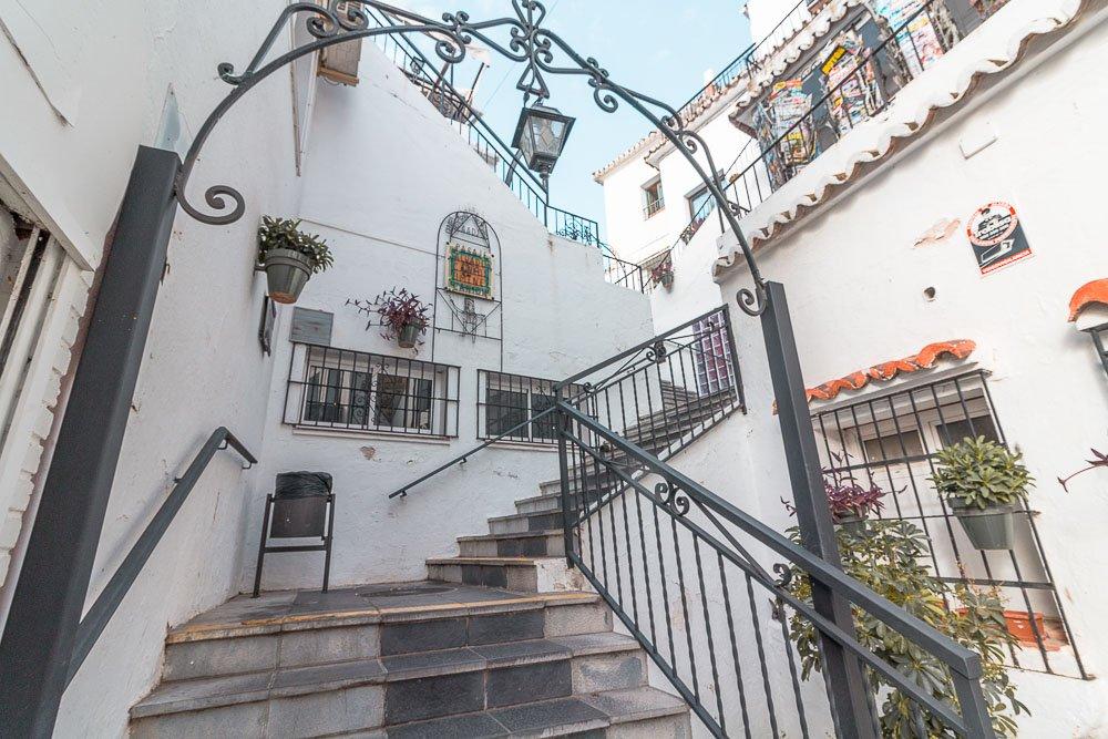Staircase to Mijas