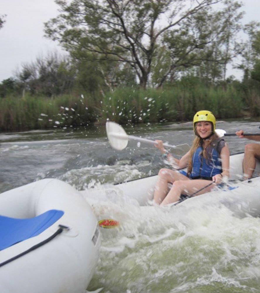 parys - white river rafting