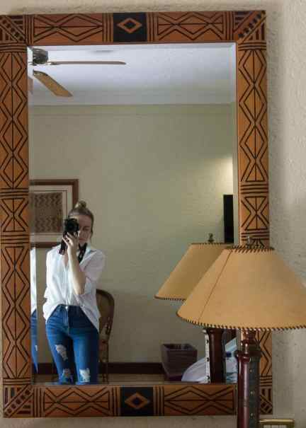 Kingdom Hotel Selfie