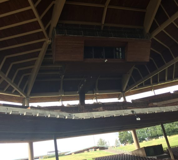 Wolf Trap - Fire Protection System