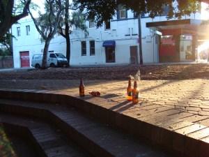 Pavement boozers