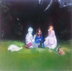 A picnic - by Laura Stamps